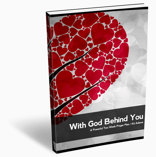 With God Behind You book